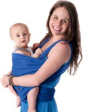 Babytragetuch CuttleBug Baby Wrap