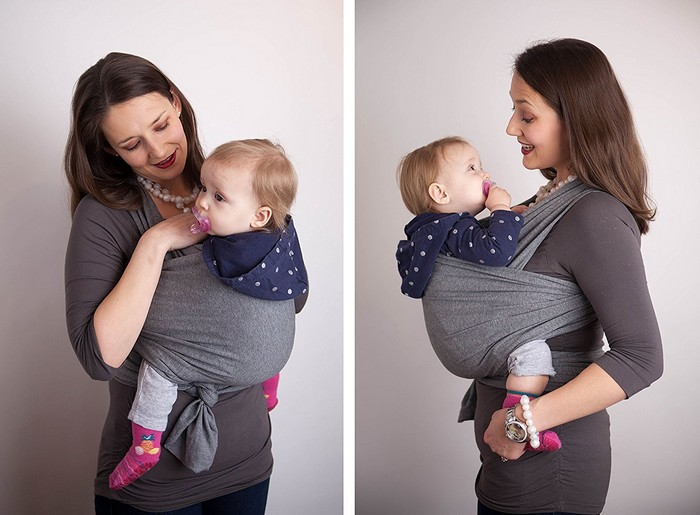 Babytragetuch CuddleBug - CuttleBug Baby Wrap