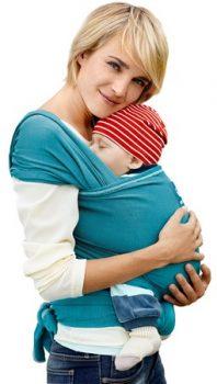 Babytragetuch Manduca Sling in Bio-Qualität - GOTS Zertifikat