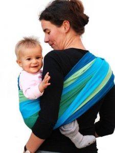 Didymos Babytragetuch Test