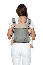 Bequeme Rückentrageweisebeim Ergobaby 360