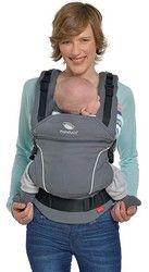 manduca Babytrage PureCotton Premium Bundle für Neugeborene