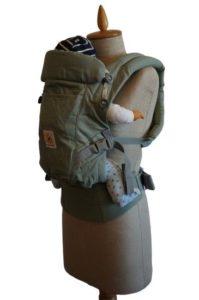 Ergo Baby Adapt mit Sichtschutz im Test