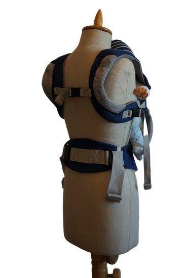 Ergobaby 360 Test Schultergurte